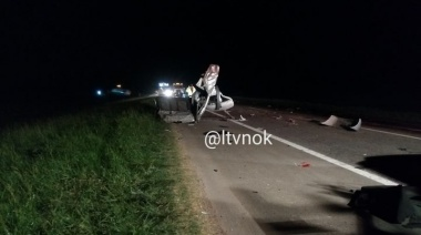 Accidente fatal en la Ruta 205