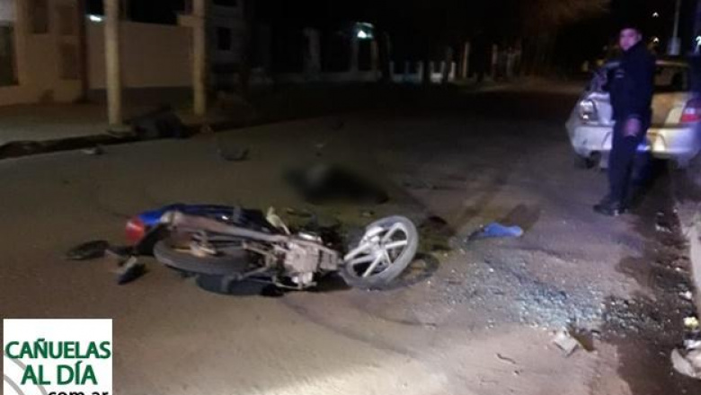 Trágico accidente