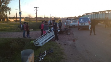 Accidente en La Garita